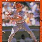 Card #257 Todd Benzinger