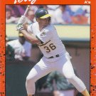 Card #268 Terry Steinbach