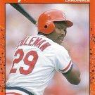 Card #279 Vince Coleman