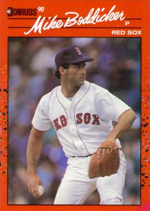 Card #280 Mike Boddicker