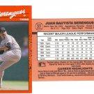 Card #301 Juan Berenguer