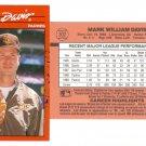 Card #302 Mark Davis