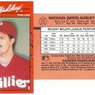 Card #312 Mike Maddux