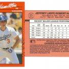 Card #321 Jeff Hamilton
