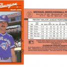 Card #324 Mike Flanagan