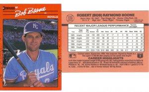 Card #326 Bob Boone