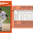 Card #327 Frank Williams