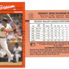 Card #329 Sid Bream
