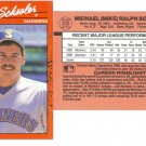Card #330 Mike Schooler
