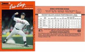 Card #337 Eric King