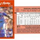 Card #342 Pascual Perez