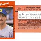 Card #345 Erik Hanson