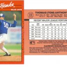 Card #349 Tom Henke