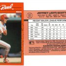 Card #351 Jeff Reed
