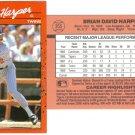 Card #355 Brian Harper
