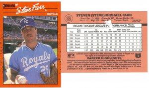 Card #356 Steve Farr