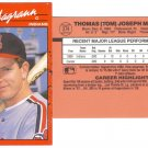 Card #374 Tom Magrann