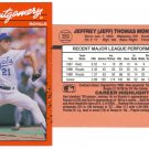 Card #380 Jeff Montgomery