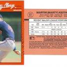Card #381 Marty Clary