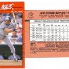 Card #385 Ernie Whitt