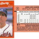 Card #389 Jose Alvarez