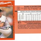 Card #406 Mark Williamson