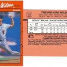 Card #414 Trevor Wilson