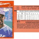 Card #416 Gary Thurman