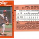 Card #418 Scott Terry