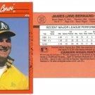 Card #422 Jim Corsi