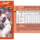 Card #423 Dennis Lamp
