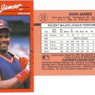 Card #428 Dion James