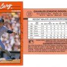 Card #429 Chuck Cary