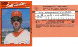 Card #435 Scott Scudder