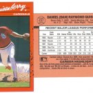 Card #437 Dan Quisenberry