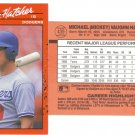 Card #439 Mickey Hatcher