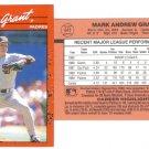 Card #441 Mark Grant