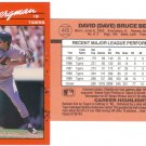 Card #445 Dave Bergman