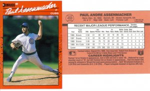 Card #459 Paul Assenmacher