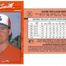 Card #460 Zane Smith