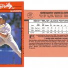 Card #463 Greg Briley
