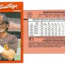 Card #465 Benito Santiago