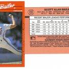 Card #468 Scott Bailes