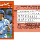 Card #474 Bill Buckner