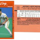 Card #480 Jeff King