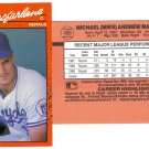 Card #498 Mike Macfarlane