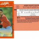 Card #503 Jerry Kutzler