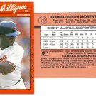 Card #519 Randy Milligan