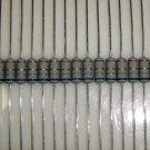 6.8 Ohm - 1 Watt Metal Oxide Resistor  5% Tolerance 10 Pcs
