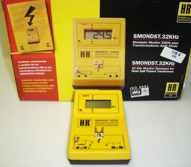 SMONDST.32KHZ FLYBACK TRANSFORMER TESTER